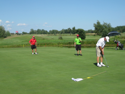 Falcon Ridge is the home of Ottawa Sun Scramble Royal Oak Kick-Off Day and the Michelob Ultra Million Dollar Ace!