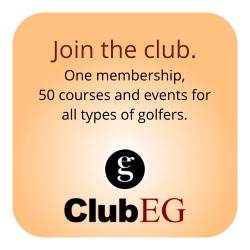 ClubEG Golf Packages